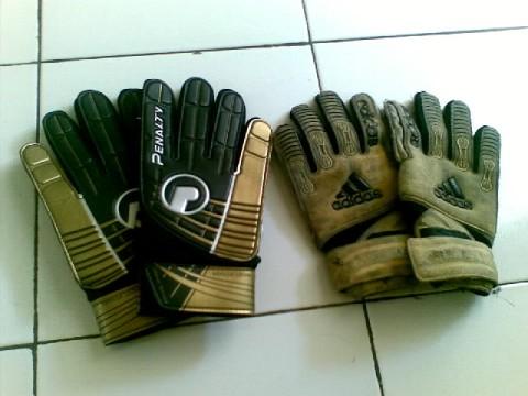 sarung tangan lama vs baru